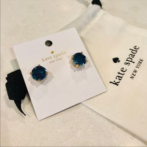 Kate Spade ♠️ Gum Drop Stud Earrings